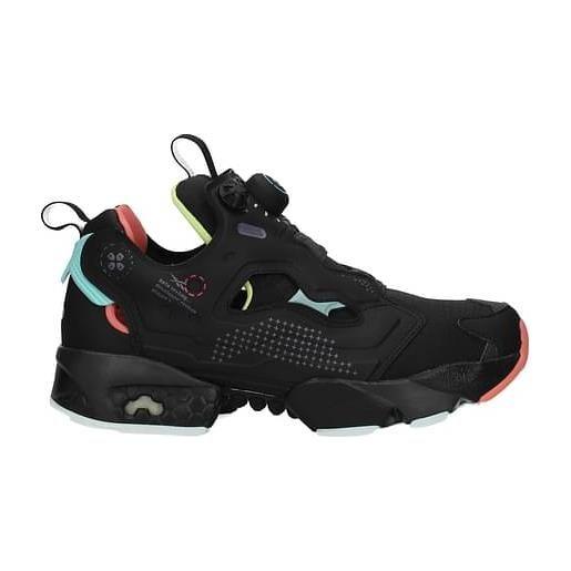 Reebok sneakers donna tessuto nero 36