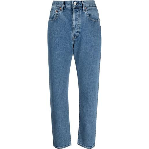 Levi's: Made & Crafted jeans slim - blu