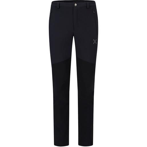 Montura pantaloni presanella -5 cm s black