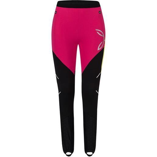 Montura pantaloni slick m pink sugar / lime green