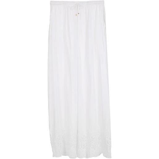 Amir Slama pantaloni a palazzo - bianco