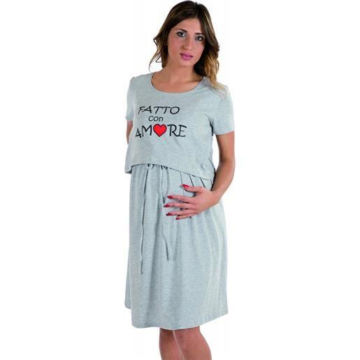 Premamy camicia da notte fatto con amore - t3