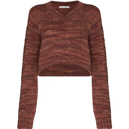 Our Legacy maglione intact - rosa