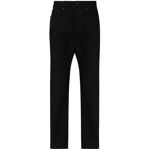 Saint Laurent jeans skinny etienne - nero