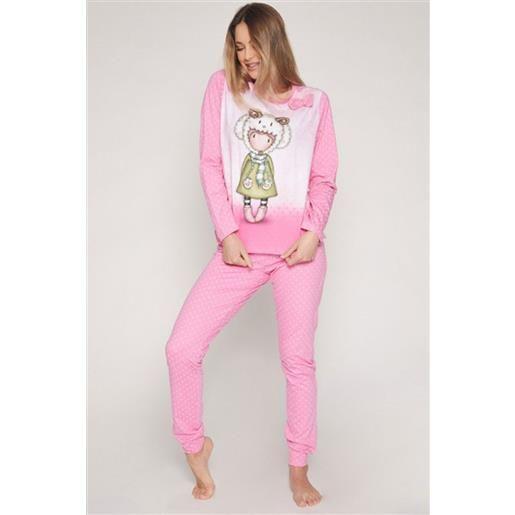SANTORO GORJUSS pigiama SANTORO GORJUSS rosa
