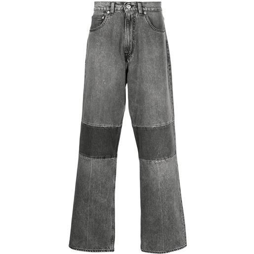 Our Legacy jeans a vita alta - grigio